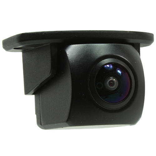 250-8172 programmable camera with surface-mount bracket for forward, side, or rear-view video