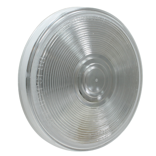 "VSM4063C 4-inch Sealed 4"" Round Utility Lamp with Clear Lens"
