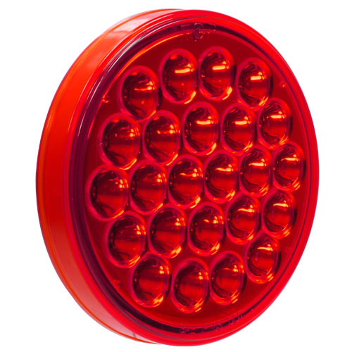 VSM44644 4-inch 24-diode red turn signal and parking light