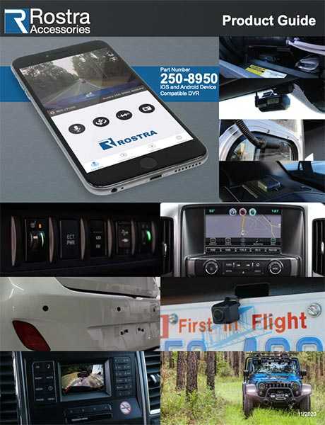 Download the complete Rostra product catalog