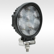 High output heavy-duty LED work lamps